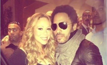 Mariah Carey Pushes for Lenny Kravitz as American Idol Judge