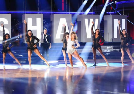 Fierce Five on Dancing With the Stars