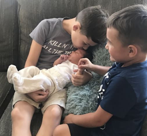 Kailyn Lowry Children