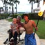 Matt Roloff and Baby Jackson in Maui