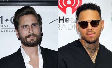 Scott Disick, Tyga & Chris Brown: New Douche Squad Alert!