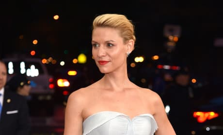 Claire Danes: 2016 Costume Institute Gala