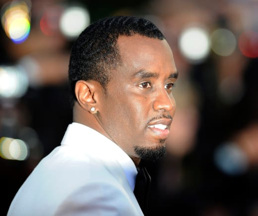 Diddy Photograph