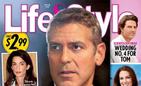 George Clooney Divorce Story