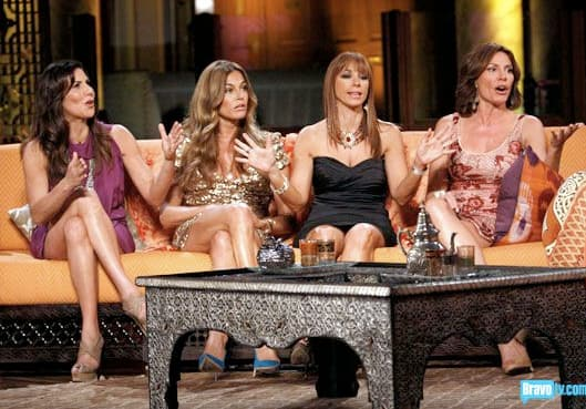 Housewives Reunion Shot
