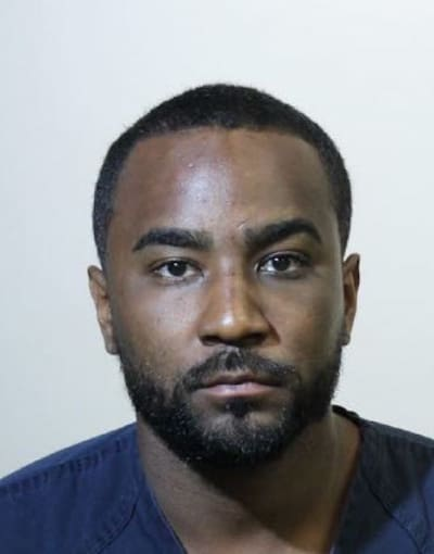 Nick Gordon Mug Shot