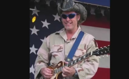 "Ted Nugent Rips ""Brain-Dead"" Stevie Wonder, ""Hoodlum, Dope-Smoking"" Trayvon Martin"