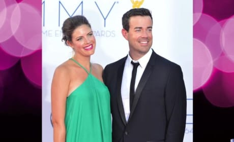 Carson Daly and Siri Pinter: Engaged!