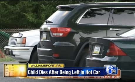Four-Year-Old Dies in Hot Car After Being Left There All Day By Sitter