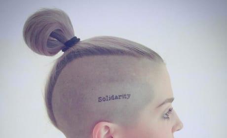 Kelly Osbourne Tattoo