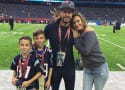 Mark Wahlberg Hilariously Leaves Super Bowl Before Patriots Comeback