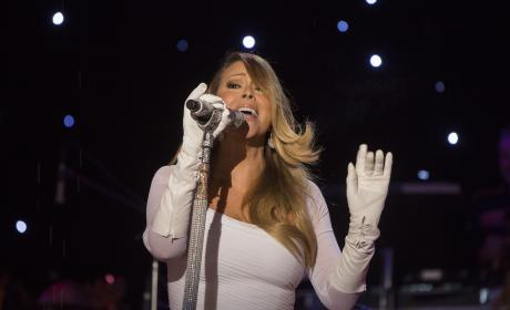 Mariah Carey in DC