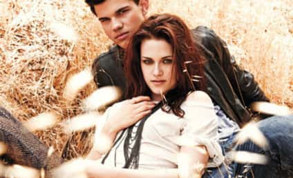 Kristen Stewart: I Would Commit Murder for Taylor Lautner