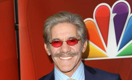 Geraldo Rivera in Sunglasses