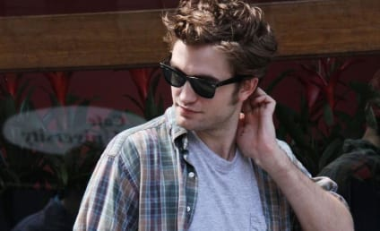Robert Pattinson: Don't Call Me Brooding!