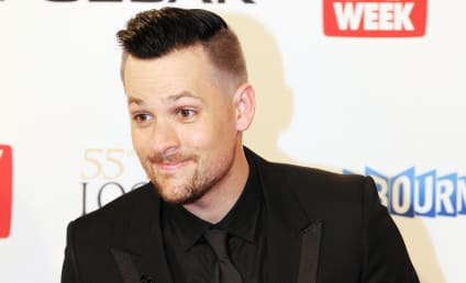 Joel Madden: Booted from Aussie Hotel for Pot Possession