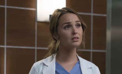 Grey's Anatomy Season 14 Episode 9 Recap: 1-800-799-7233