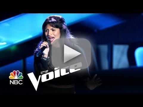 Paula DeAnda: 'The Way' (The Voice Audition)