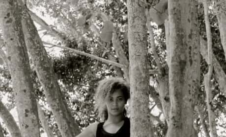 Beyonce in a Tree