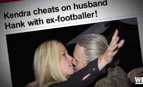 Kendra Wilkinson Explains Scandalous Photo to Husband