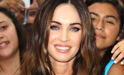 real porn of megan fox