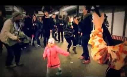 Toddler Dances on New York City Subway Platform, Reminds People of Good in the World
