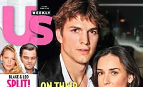 Ashton Kutcher on Us Weekly