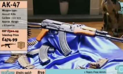 AK-47 Infomercial: Own This Trusty Veteran of More Than 75 Wars!