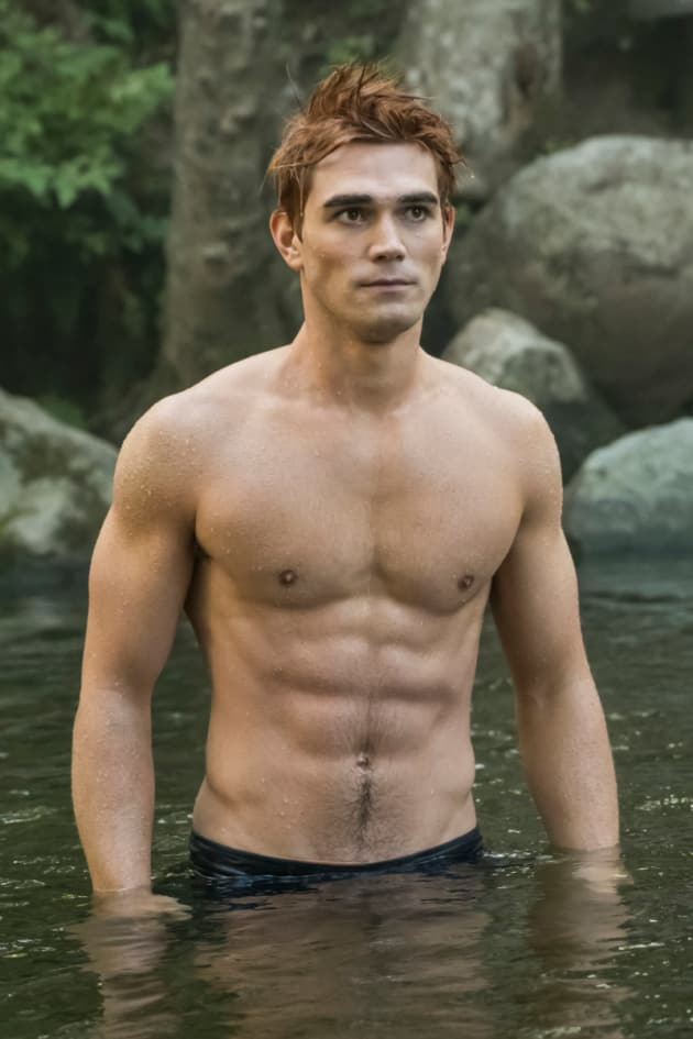 KJ Apa as Archie Andrews
