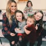 Leah Messer at Daughters' School