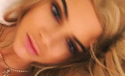 Kendall Jenner Makes Like Blonde Barbie: See the Photos!
