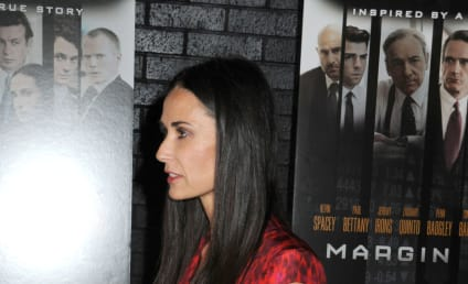 Report: Demi Moore Hospitalized for Nitrous Oxide Inhalation