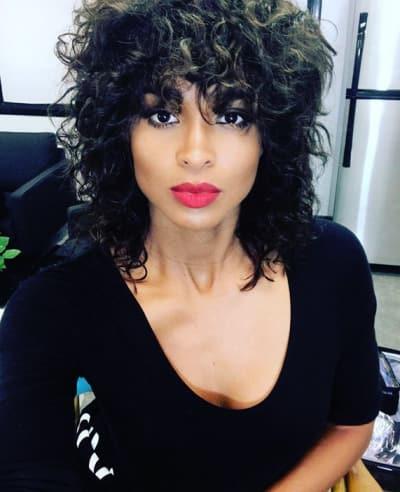 Ciara, Retro Hair