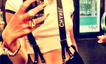 Miley Cyrus Loves Chanel, Marijuana