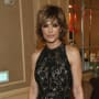 Lisa Rinna in a Dress