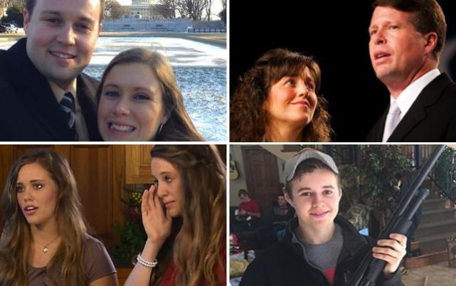 Biggest duggar family scandals