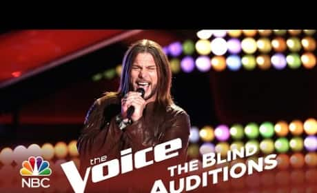 Craig Wayne Boyd - The Whiskey Ain't Workin' (The Voice Audition)