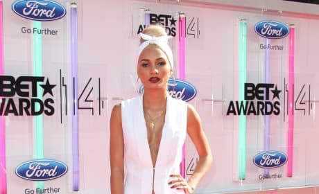 Mia Pia BET Awards Photo