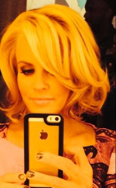 Jenny McCarthy Selfie