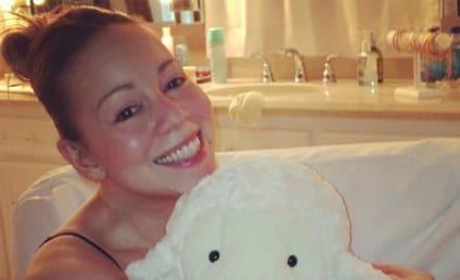 Mariah Carey No Makeup Photo: Still Beautiful?