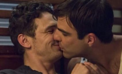 James Franco Makes Out With Zachary Quinto in New Instagram Pic
