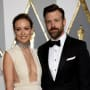Olivia Wilde and Jason Sudeikis at the Oscars