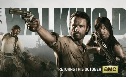 The Walking Dead: Confirmed for Comic-Con!