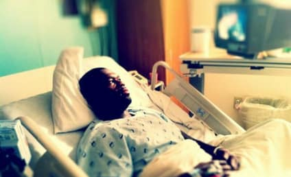 50 Cent: Hospitalized, Comforted By Stuffed Animals