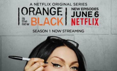 Orange is the New Black Poster: Alex