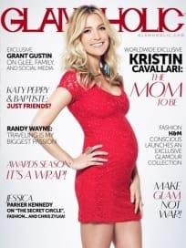 Kristin Cavallari Glamaholic Cover