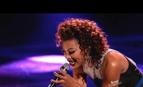 India Carney - Dark Side (The Voice)
