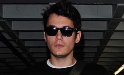 John Mayer, Minka Kelly Grab Breakfast, One Another