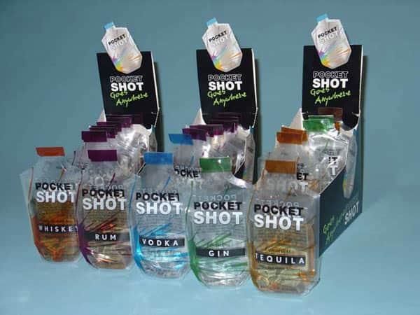 Pocket Shots