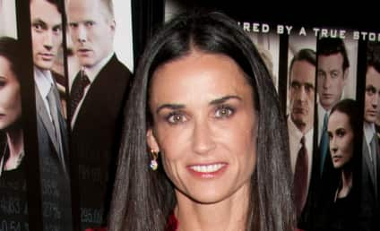 Report: Demi Moore Out of Rehab, Off on Secret Vacation